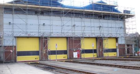 Landore depot, Swansea